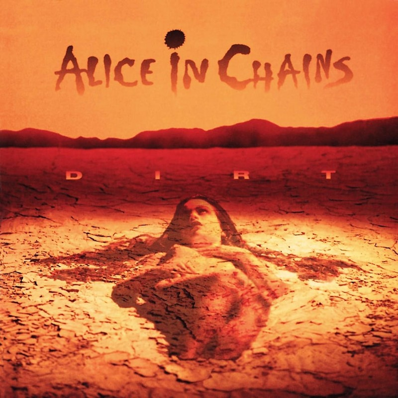 26. Alice in Chains, 'Dirt' (1992) the 100 geatest metal albums, the rolling stone, металл