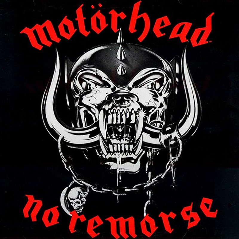 7. Motörhead, 'No Remorse' (1984) the 100 geatest metal albums, the rolling stone, металл