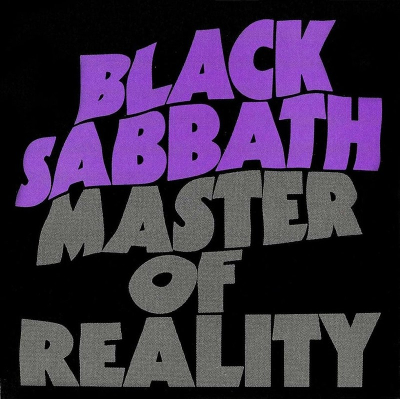34. Black Sabbath, 'Master of Reality' (1971) the 100 geatest metal albums, the rolling stone, металл