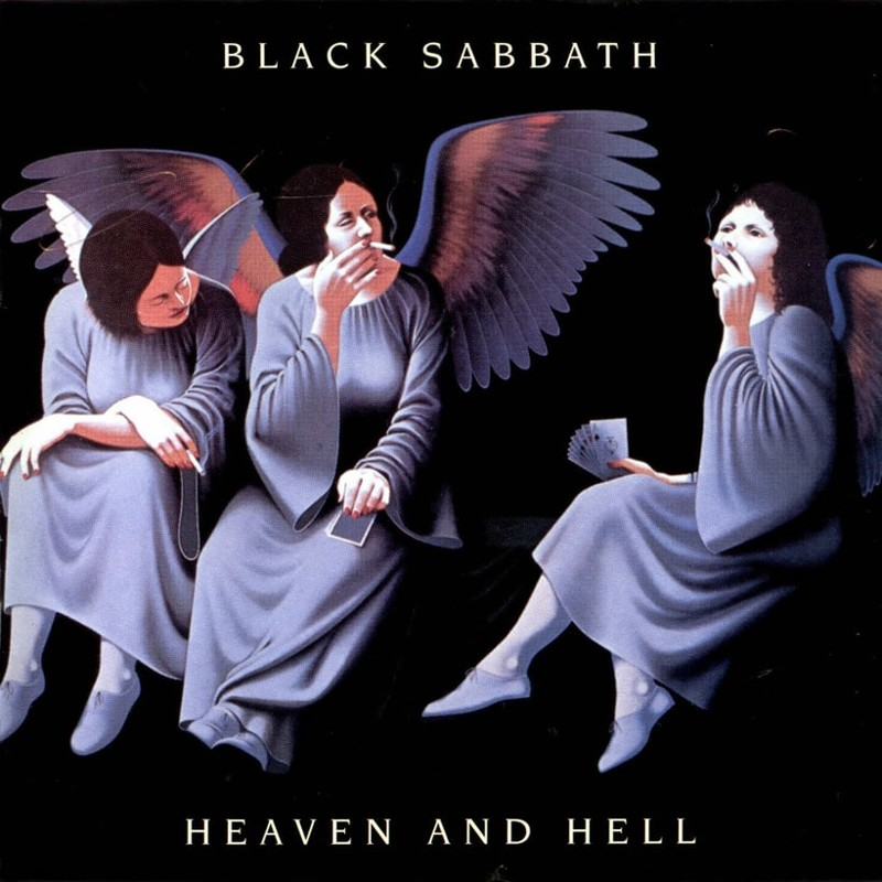 37. Black Sabbath, 'Heaven and Hell' (1980) the 100 geatest metal albums, the rolling stone, металл