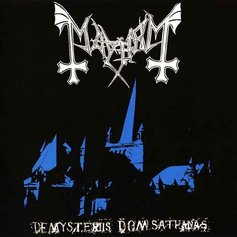 40. Mayhem, 'De Mysteriis Dom Sathanas' (1994) the 100 geatest metal albums, the rolling stone, металл