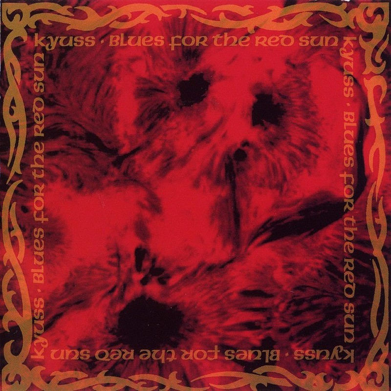 41. Kyuss, 'Blues for the Red Sun' (1992) the 100 geatest metal albums, the rolling stone, металл