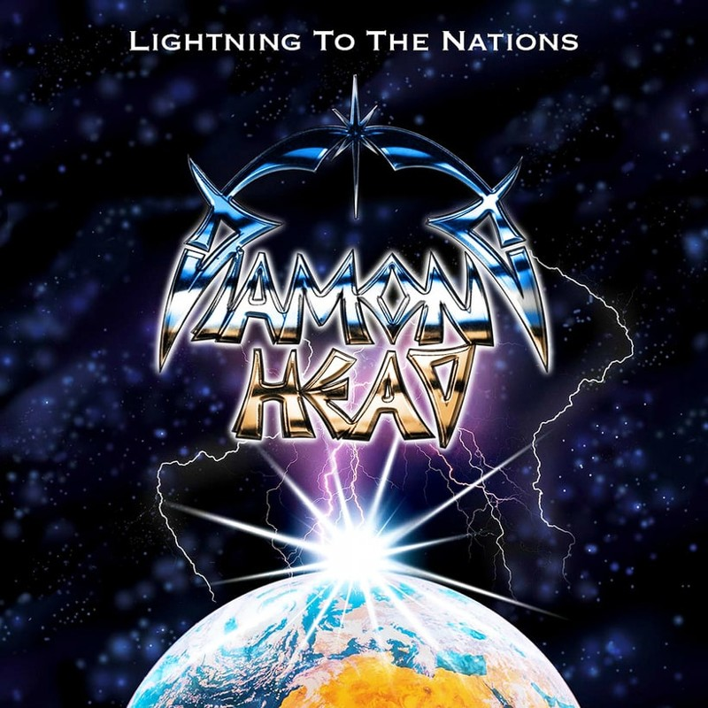 42. Diamond Head, 'Lightning to the Nations' (1980) the 100 geatest metal albums, the rolling stone, металл