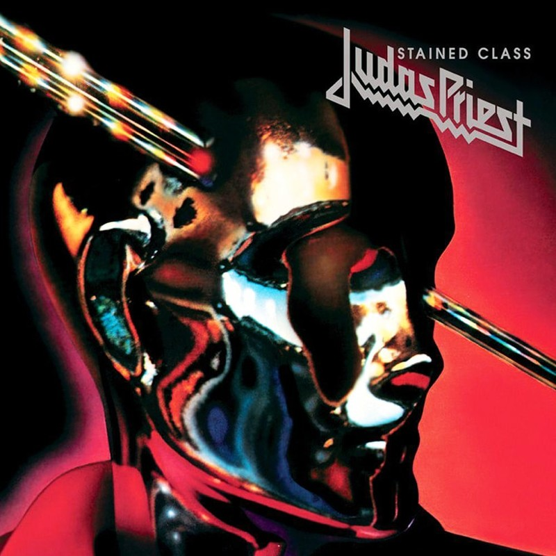 43. Judas Priest, 'Stained Class' (1978) the 100 geatest metal albums, the rolling stone, металл