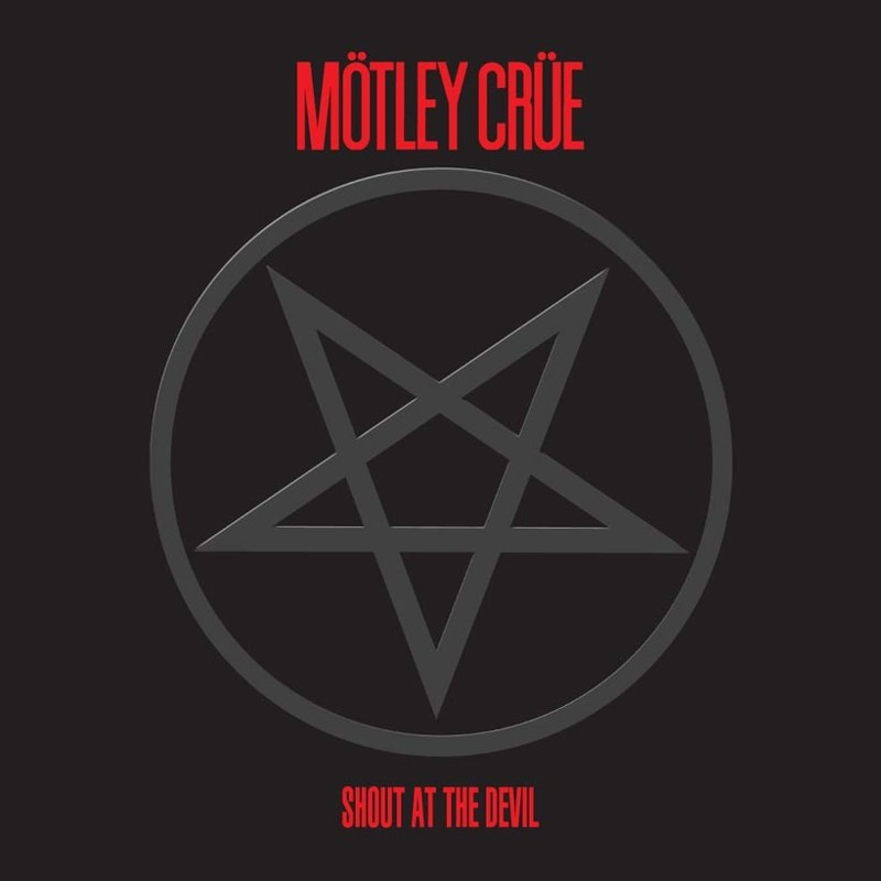 44. Mötley Crüe, 'Shout at the Devil' (1983) the 100 geatest metal albums, the rolling stone, металл