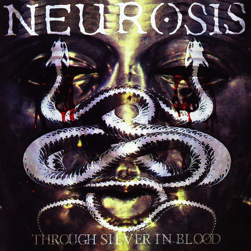 49. Neurosis, 'Through Silver in Blood' (1996) the 100 geatest metal albums, the rolling stone, металл