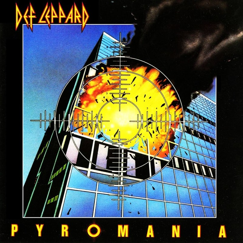 52. Def Leppard, 'Pyromania' (1983) the 100 geatest metal albums, the rolling stone, металл