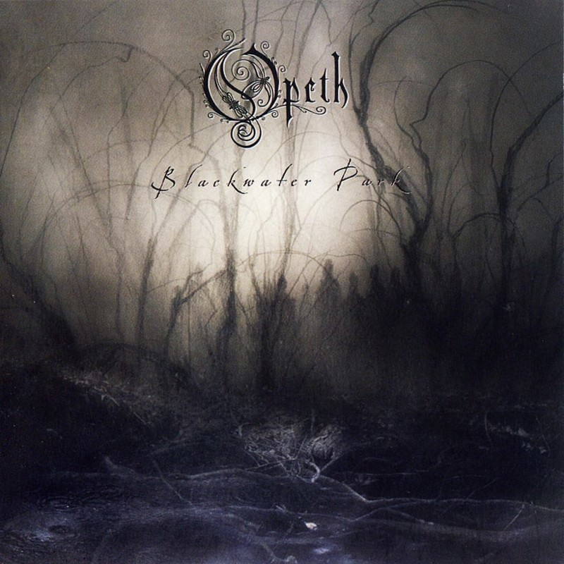 55. Opeth, 'Blackwater Park' (2001) the 100 geatest metal albums, the rolling stone, металл