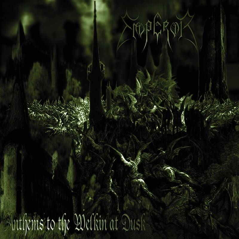 57. Emperor, 'Anthems to the Welkin at Dusk' (1997) the 100 geatest metal albums, the rolling stone, металл
