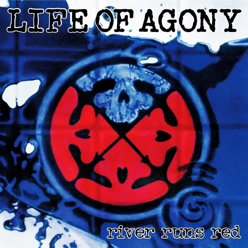 58. Life of Agony, 'River Runs Red' (1993) the 100 geatest metal albums, the rolling stone, металл