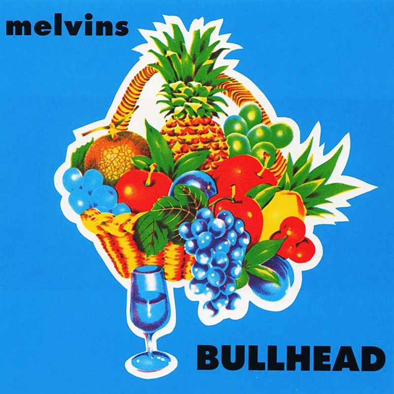 60. Melvins, 'Bullhead' (1991) the 100 geatest metal albums, the rolling stone, металл