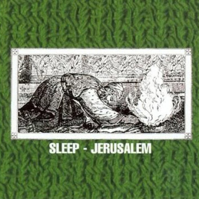 62. Sleep, 'Jerusalem' (1999) the 100 geatest metal albums, the rolling stone, металл