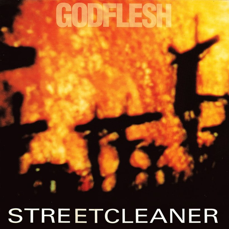 64. Godflesh, 'Streetcleaner' (1989) the 100 geatest metal albums, the rolling stone, металл