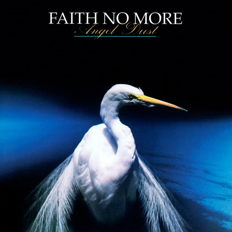65. Faith No More, 'Angel Dust' (1992) the 100 geatest metal albums, the rolling stone, металл