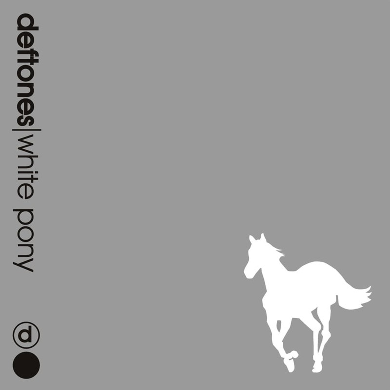 66. Deftones, 'White Pony' (2000) the 100 geatest metal albums, the rolling stone, металл