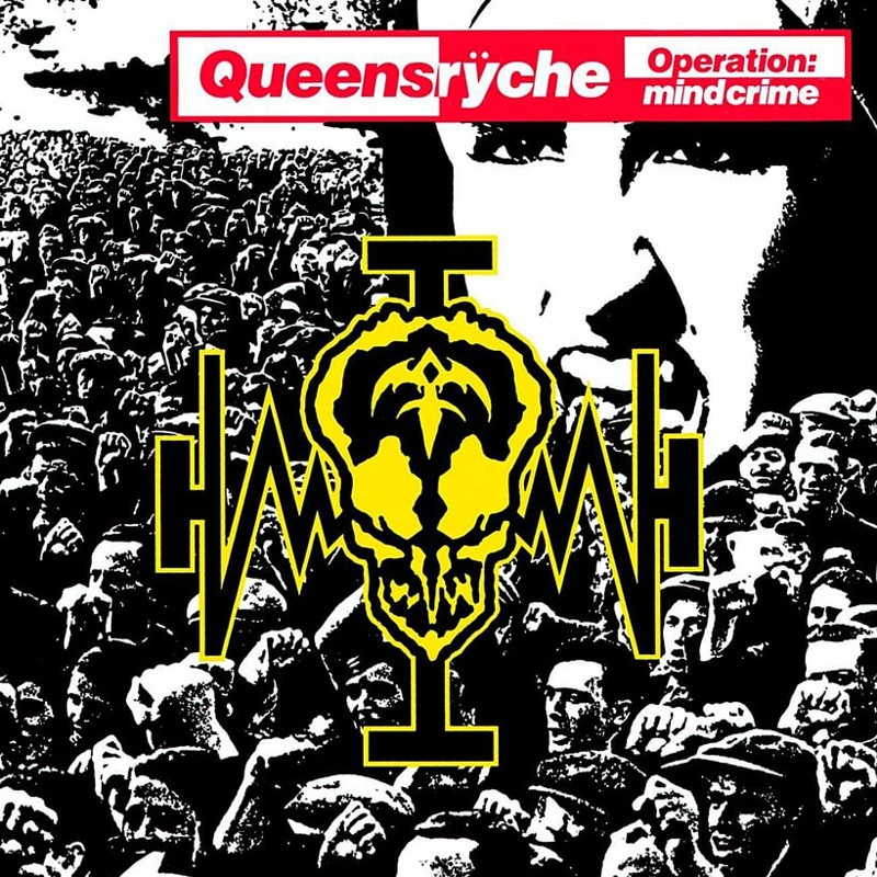 67. Queensrÿche, 'Operation: Mindcrime' (1988) the 100 geatest metal albums, the rolling stone, металл