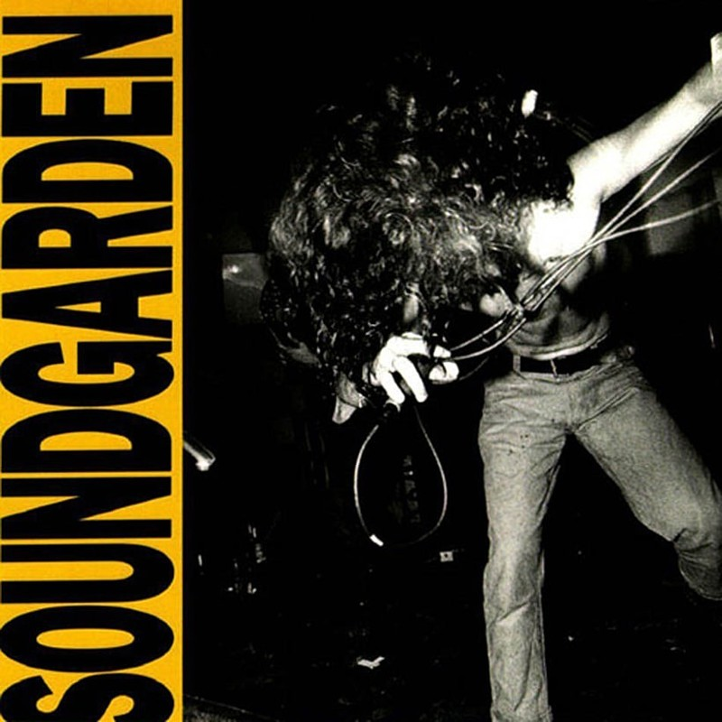 69. Soundgarden, 'Louder Than Love' (1989) the 100 geatest metal albums, the rolling stone, металл