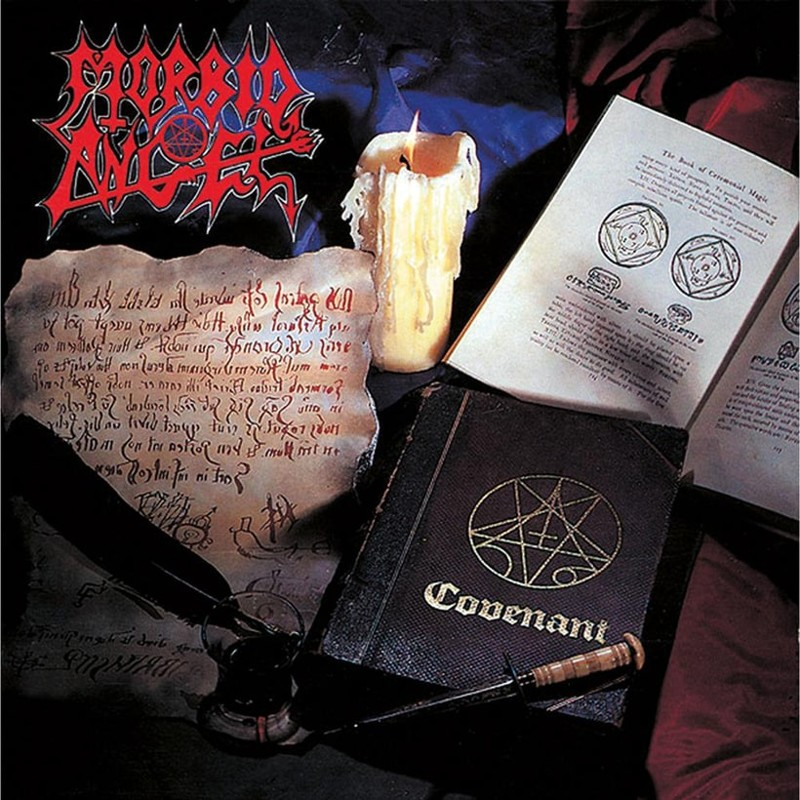 75. Morbid Angel, 'Covenant' (1993) the 100 geatest metal albums, the rolling stone, металл