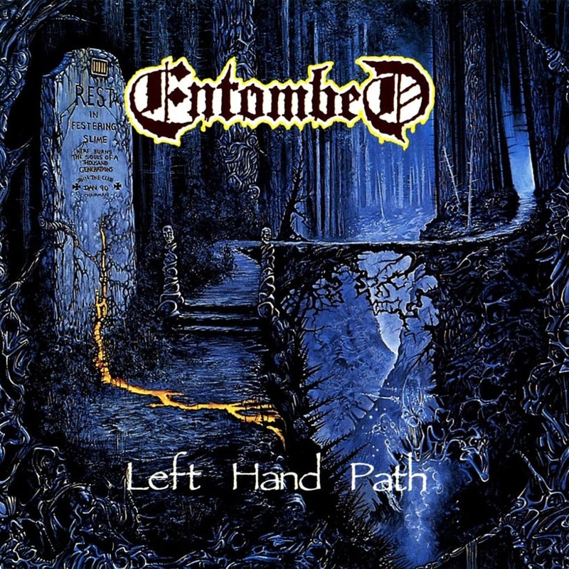 82. Entombed, 'Left Hand Path' (1990) the 100 geatest metal albums, the rolling stone, металл