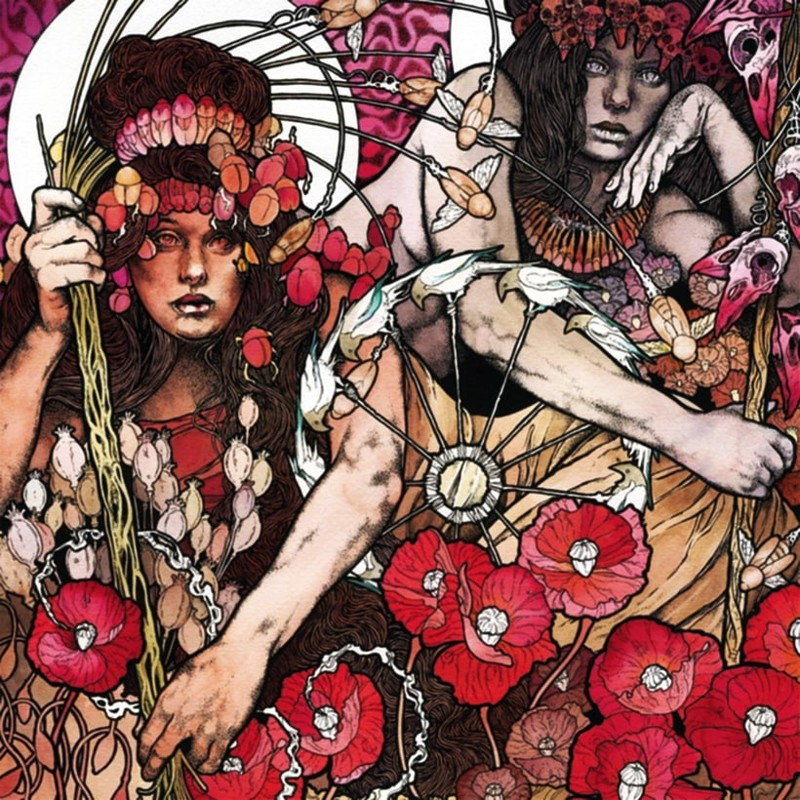 83. Baroness, 'The Red Album' (2007) the 100 geatest metal albums, the rolling stone, металл