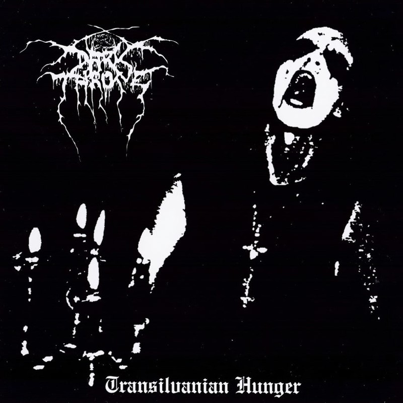 85. Darkthrone, 'Transilvanian Hunger' (1994) the 100 geatest metal albums, the rolling stone, металл