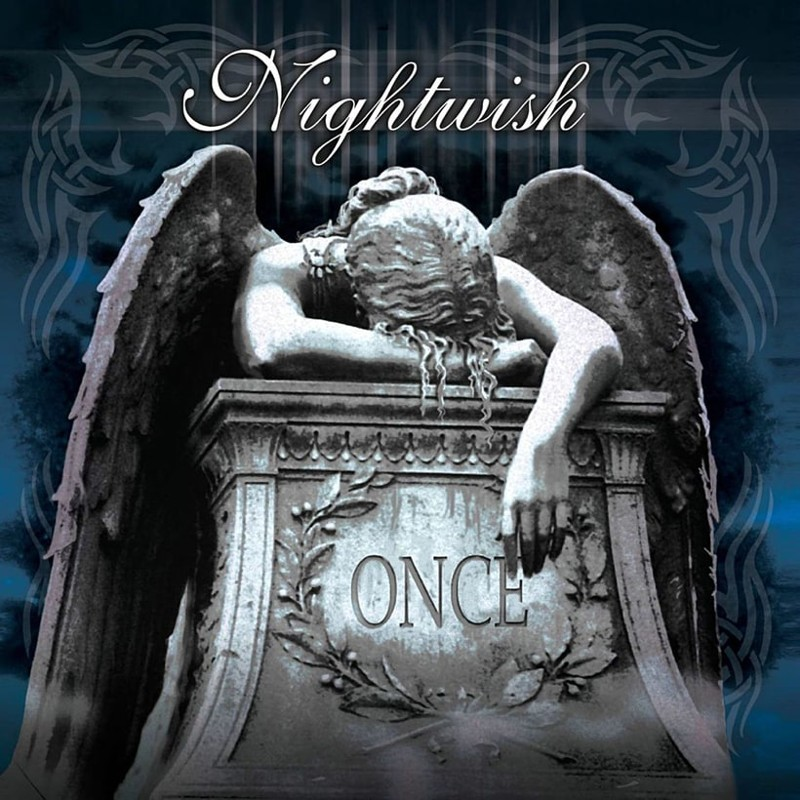 89. Nightwish, 'Once' (2004) the 100 geatest metal albums, the rolling stone, металл