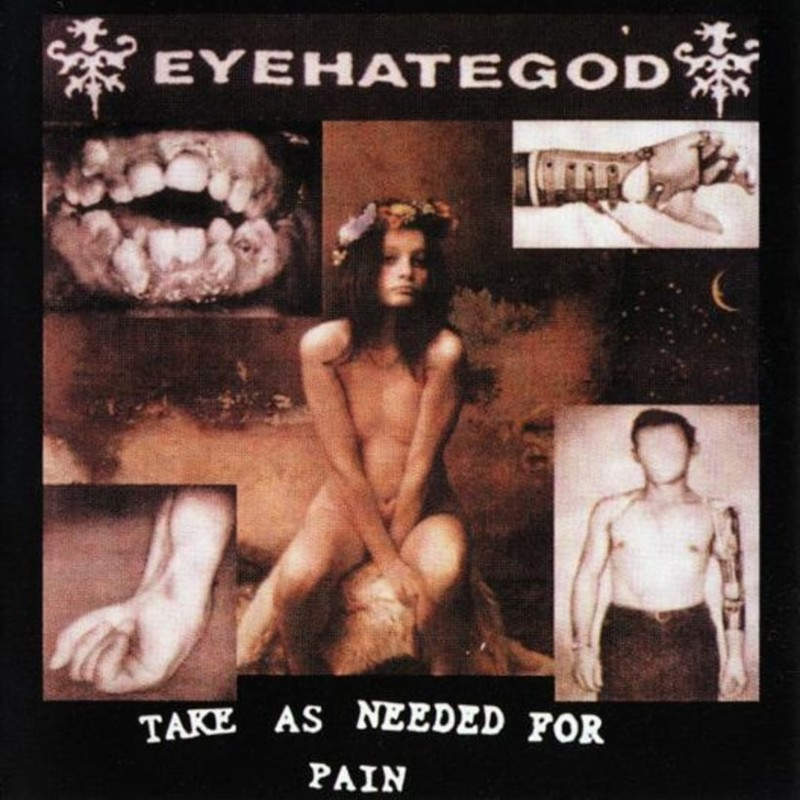 92. Eyehategod, 'Take as Needed for Pain' (1993) the 100 geatest metal albums, the rolling stone, металл