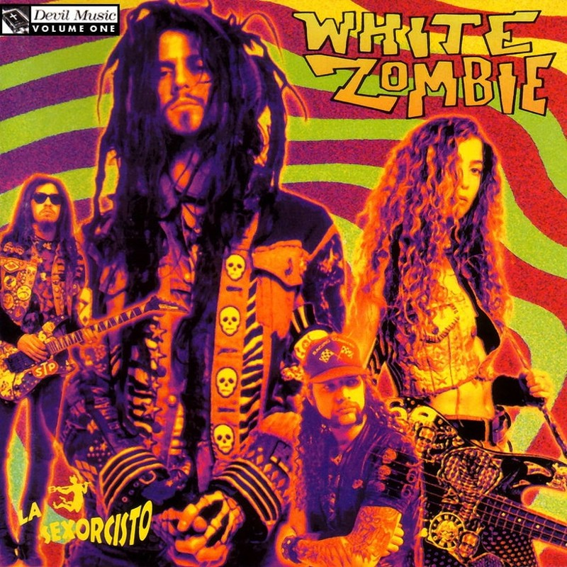 93. White Zombie, 'La Sexorcisto: Devil Music Volume One' (1992) the 100 geatest metal albums, the rolling stone, металл