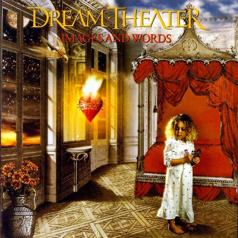 95. Dream Theater, 'Images and Words' (1992) the 100 geatest metal albums, the rolling stone, металл
