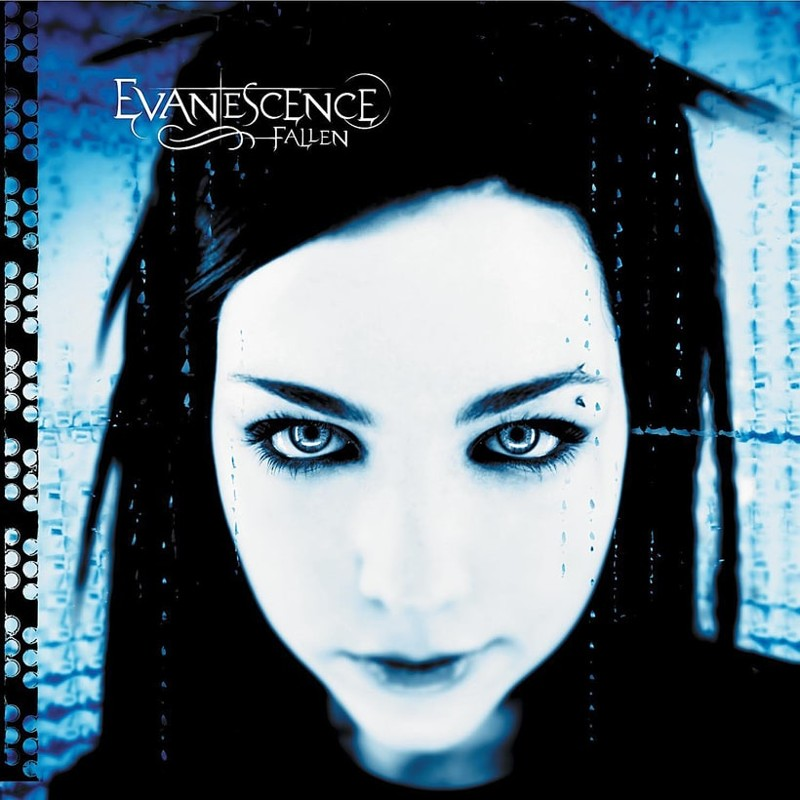 99. Evanescence, 'Fallen' (2003) the 100 geatest metal albums, the rolling stone, металл