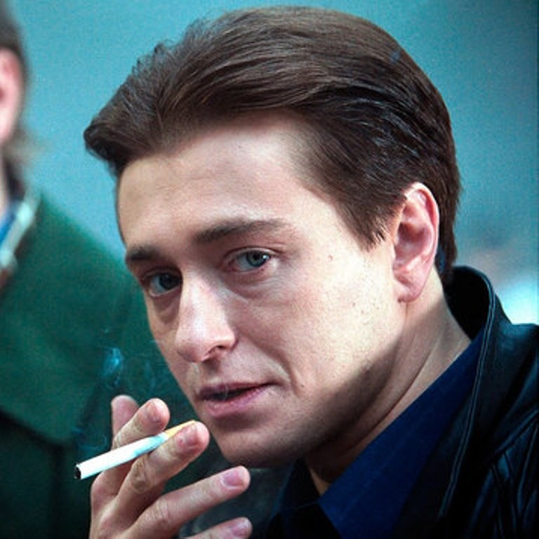Сергей Безруков 43 года Бригада, актеры, сериал