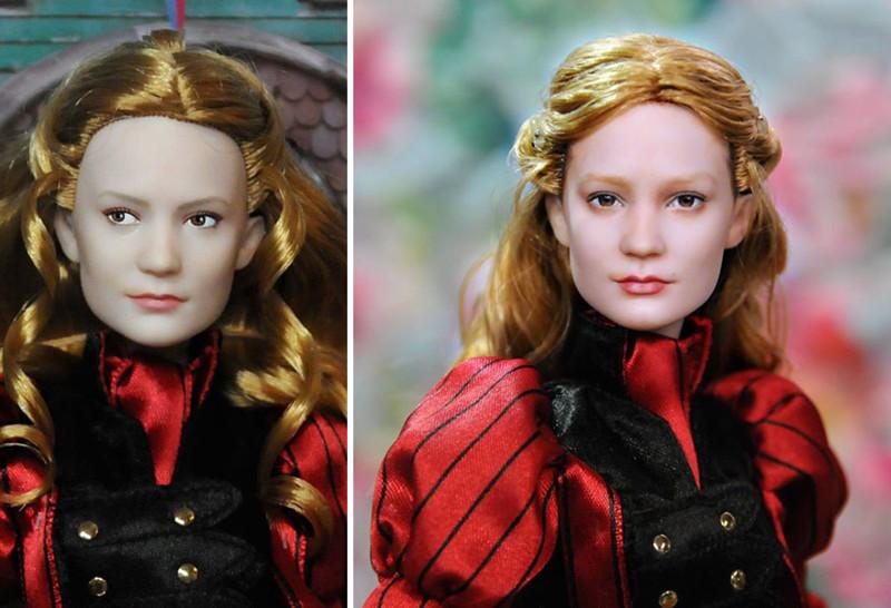 Миа Васиковска art, красиво, креатив, куклы, оригинально, творчество, фото, художник