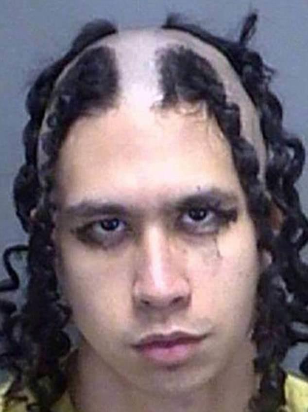Принцесса криминального мира архив, волосы, криминал, люди, перлы, прикол, прически, умора