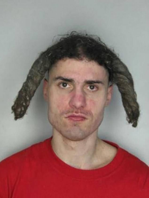 Шапка-ушанка всегда со мной архив, волосы, криминал, люди, перлы, прикол, прически, умора