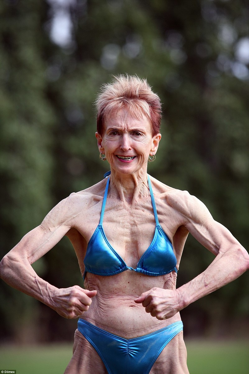 Бабушка 80 лет любит секс