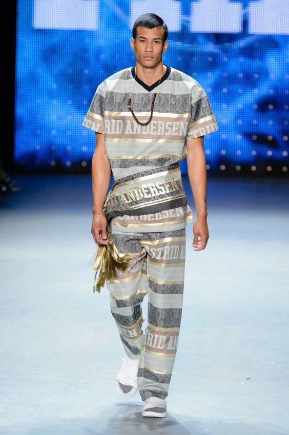 Бренд Astrid Anderson абсурд, как должен выглядеть мужчина, кошмар, мужская мода, фото
