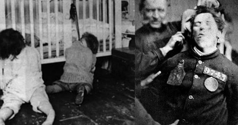 Американская история ужасов: немного о психушках и карательной психиатрии медицина прошлого, психбольница, психдиспансер, психиатрическая больница, психиатрическая клиника, психиатрические байки, психиатрические лечебницы, ретро фотографии