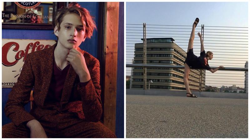 Юный артист балета из России покорил интернет своей элегантностью балерун, балет, балет наше все, инстаграмм, русский балет, талант россии, танцовщик, танцор