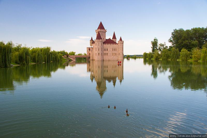 5cee46ff66e Замок Шато Эркен в Кабардино-Балкарии. Европа добралась до Кавказа