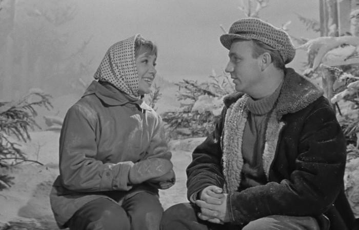 «Девчата» (режиссёр Юрий Чулюкин, 1961 год) СССР, ностальгия, советские фильмы