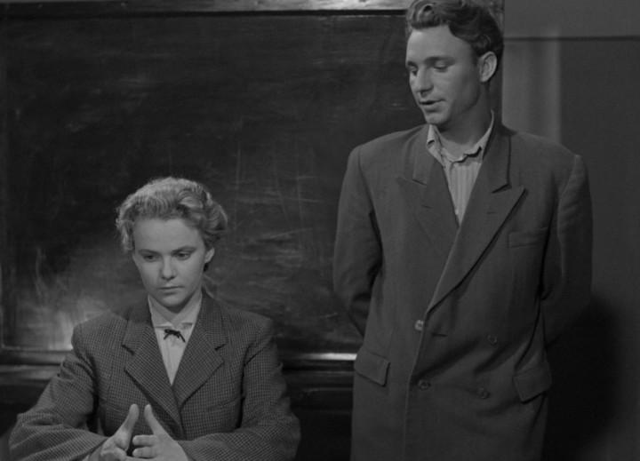 «Весна на Заречной улице» (режиссёры Марлен Хуциев и Феликс Миронер, 1956 год) СССР, ностальгия, советские фильмы