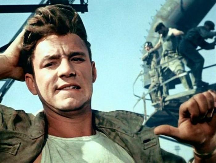 «Высота» (режиссёр Александр Зархи, 1957 год) СССР, ностальгия, советские фильмы
