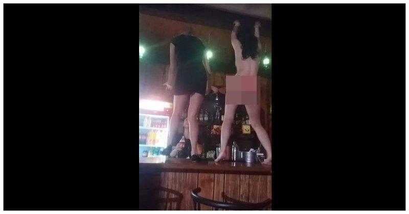 Пьяные бабы стриптиз р