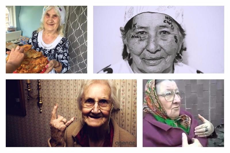 Самки старушки