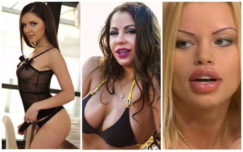 Порно актрисы на передаче