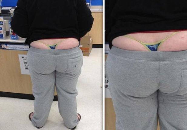 Фотографии, после которых вы точно отложите бутерброд fat ass, Впихнуть невпихуемое, бедная одежда, джинсы трещат по швам, толстая попа, толстые