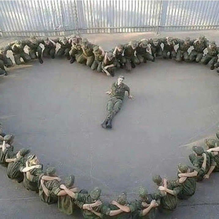 Кто в армии служил, тот на Фишках не смеется армия, казарма, прикол, россия, солдаты, юмор