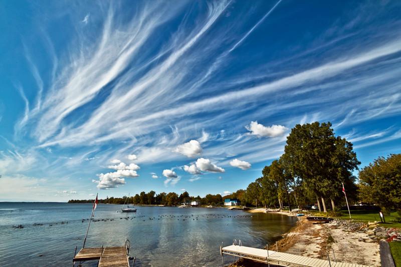 картинки показывающие красоту неба станков бочек