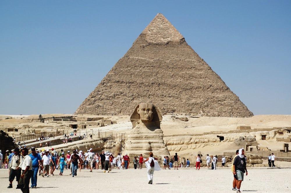 Всё, что вы не знали о Сфинксе: 15 интересных фактов о древнейшем монументе (16 фото) 71