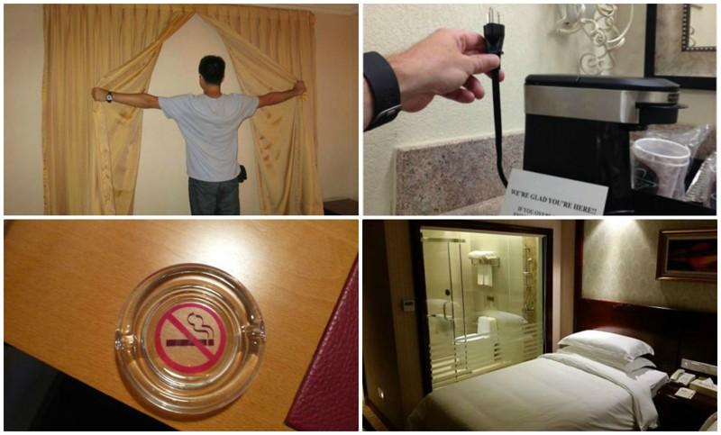 Смешные картинки про отели